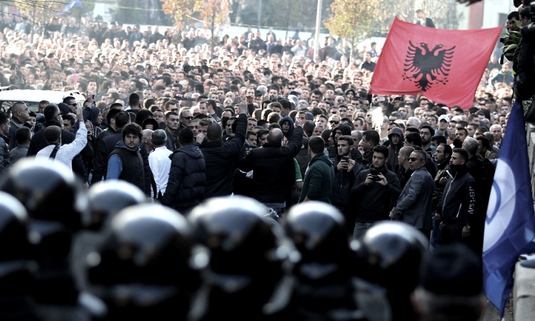 Albanian opposition prepares new protest, EU warns them against it