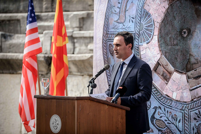 Culture Minister Ademi will fund a grand opera about Albanian national hero Skenderbeg, while cutting Macedonian cultural projects