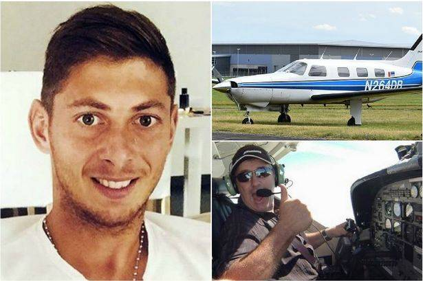Emiliano Sala: 'This is a bad dream,' says father after missing plane is found in the English Channel