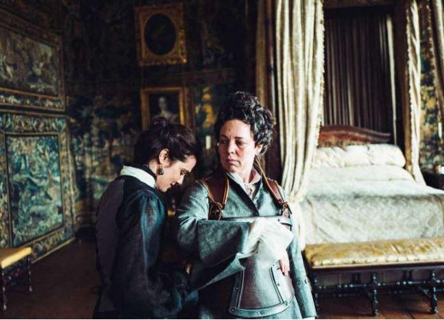 'The Favourite,' Cuaron's 'Roma' sweep awards at Britain's Baftas