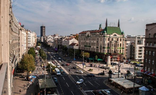 Serbian opposition begins Parliament boycott