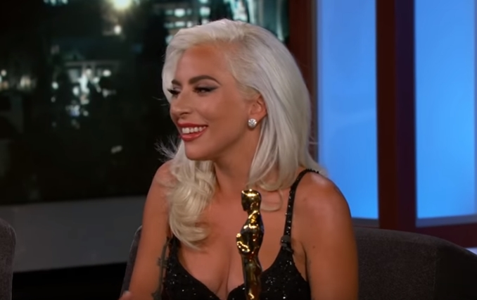 Lady Gaga sets the record straight on those Bradley Cooper romance rumors