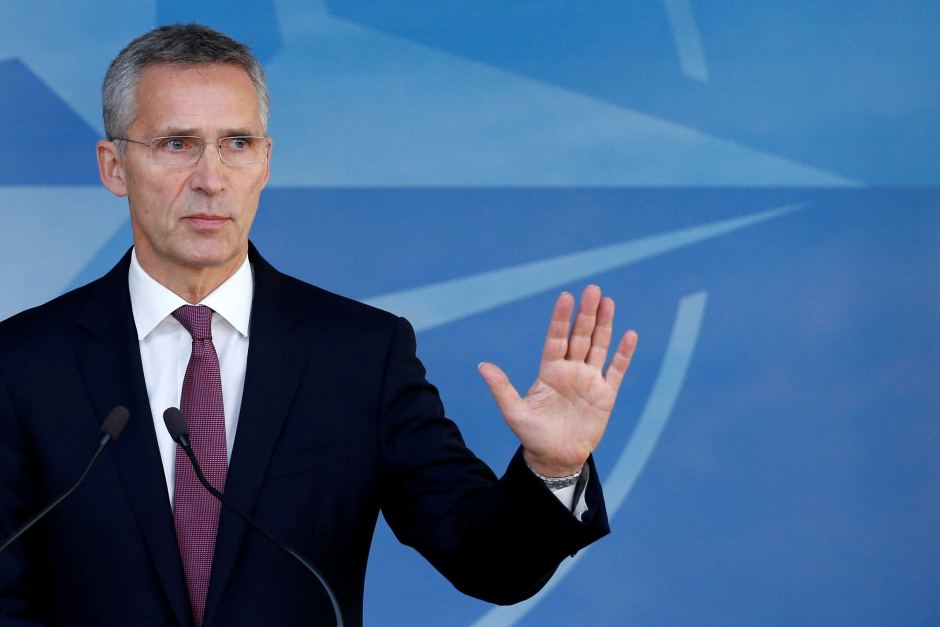 NATO summit due to take place in London in December