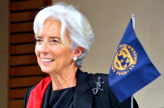 Lagarde warns global economic storm is looming