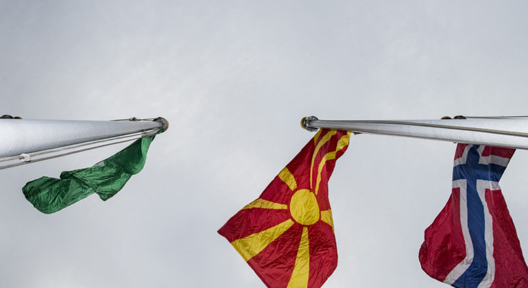 UN replaces FYROM with North Macedonia