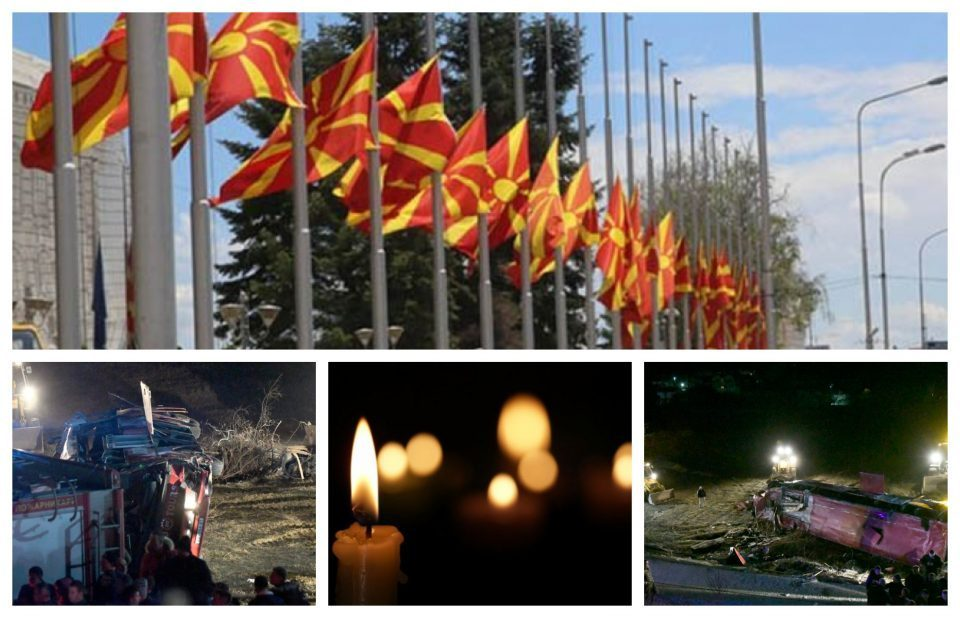 List of some of the worst accidents in Macedonia's recent history