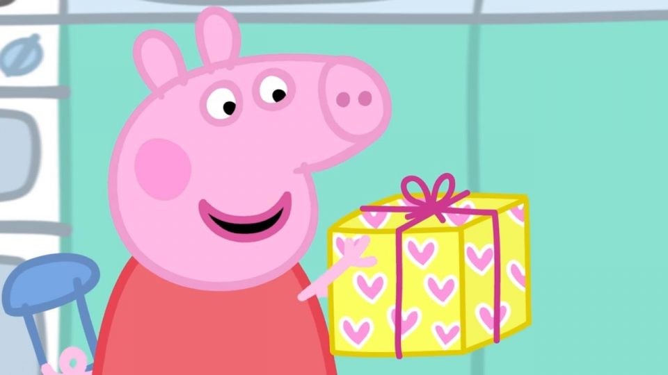 'Peppa Pig' goes viral ahead of China's Year of the Pig