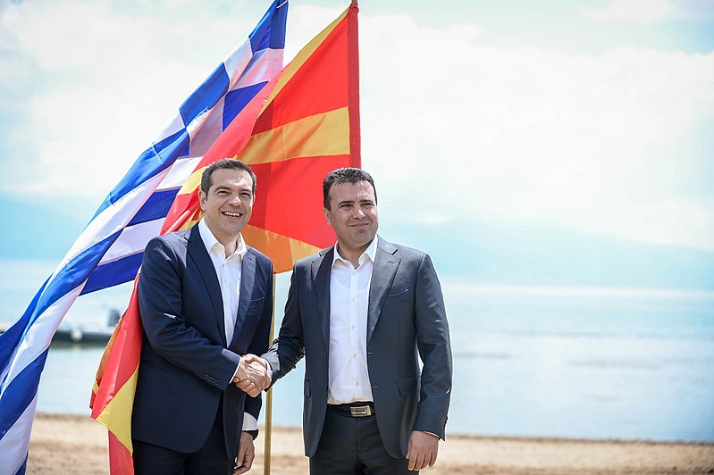 Greece officially notifies Macedonia that it ratified the NATO protocol, demands new steps in our name change