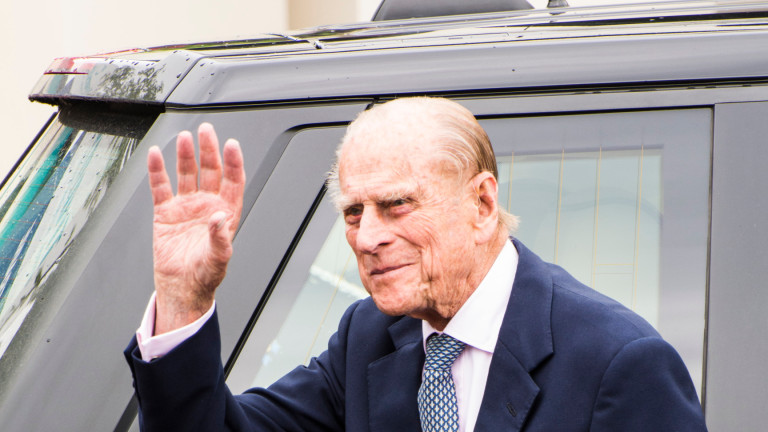 Prince Philip, 97, gives up driving licence