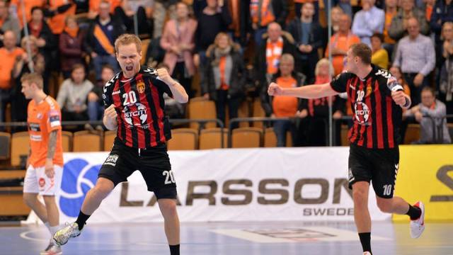 Vardar beats Kristianstad in handball Champions League group game