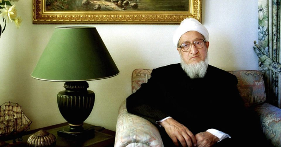 Anti-communist guerrilla who became Afghan president dies aged 93