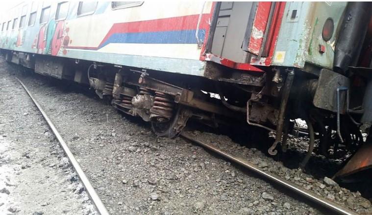Kicevo – Skopje train derails, no injuries