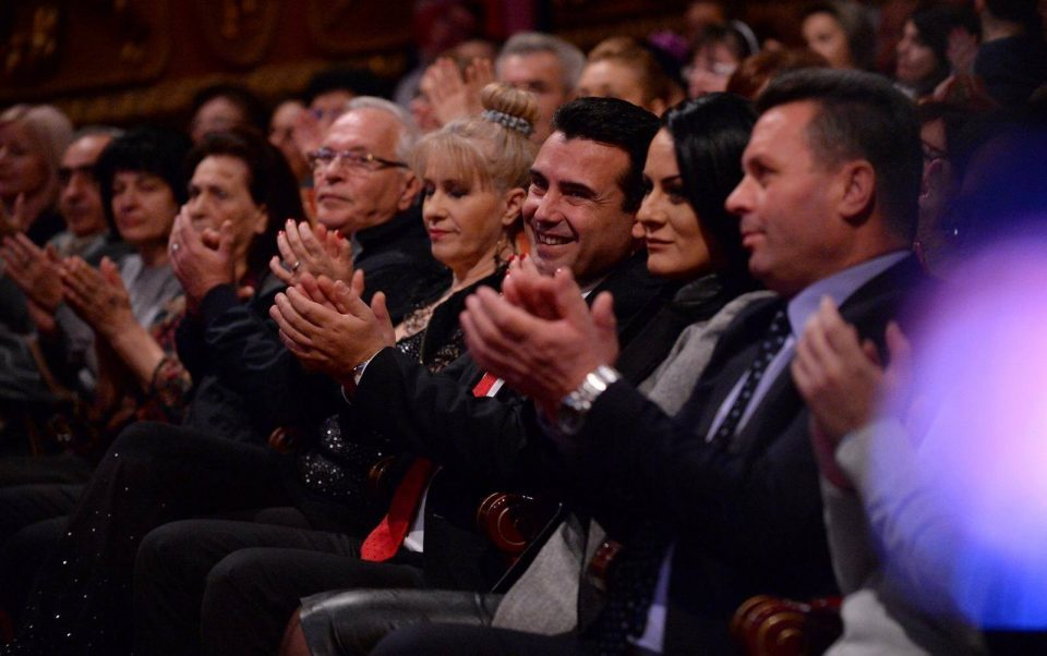 Zaev says he will redistribute culture funding after major shift toward Albanian projects