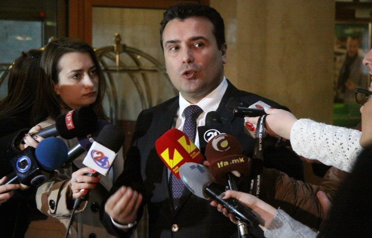 "Zaev ""extremely angry"" after Parliament failed to allow him to arrest yet another VMRO representative"