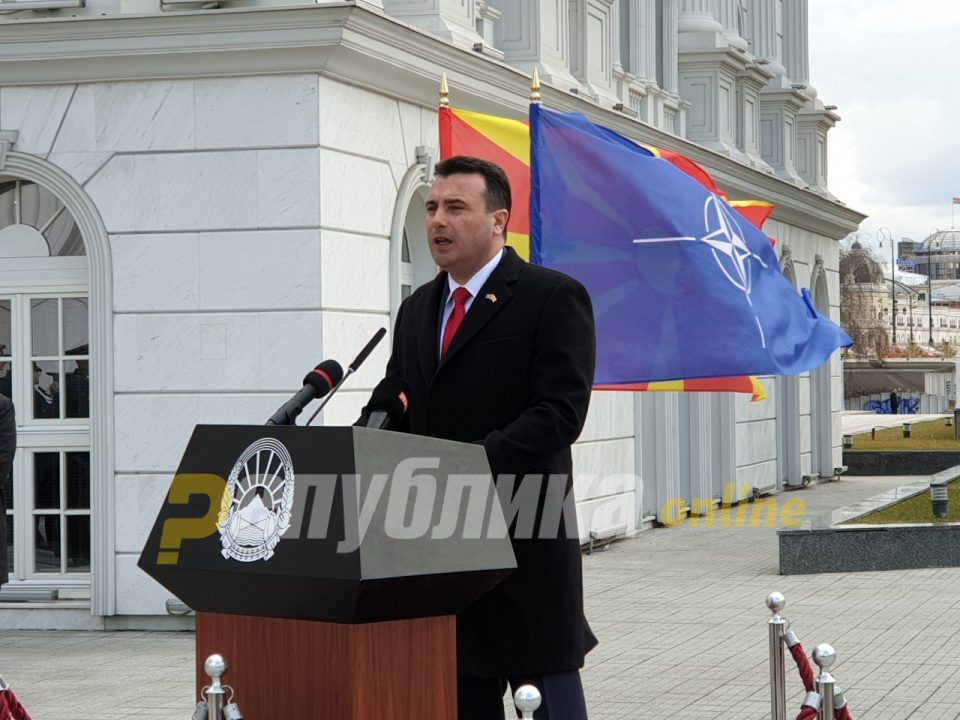 Zaev: I don't believe that the EU is falling apart, I see it as stronger than ever