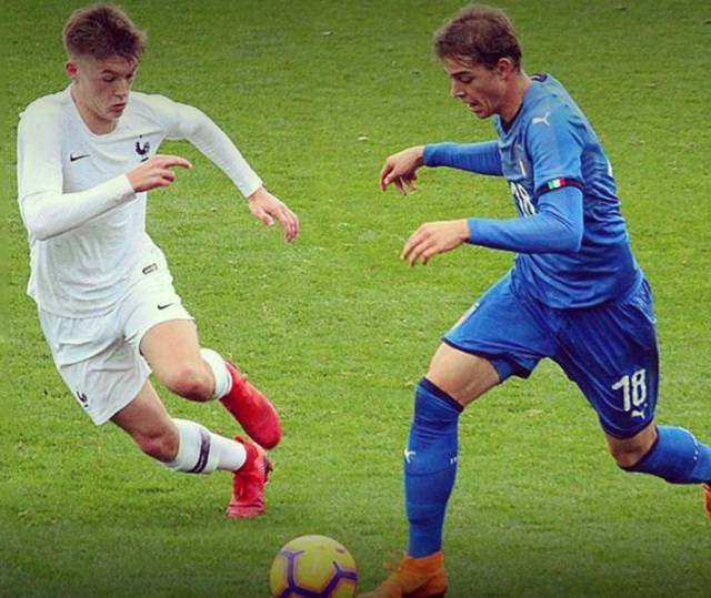 Young football star from Strumica chose Italy over Macedonia