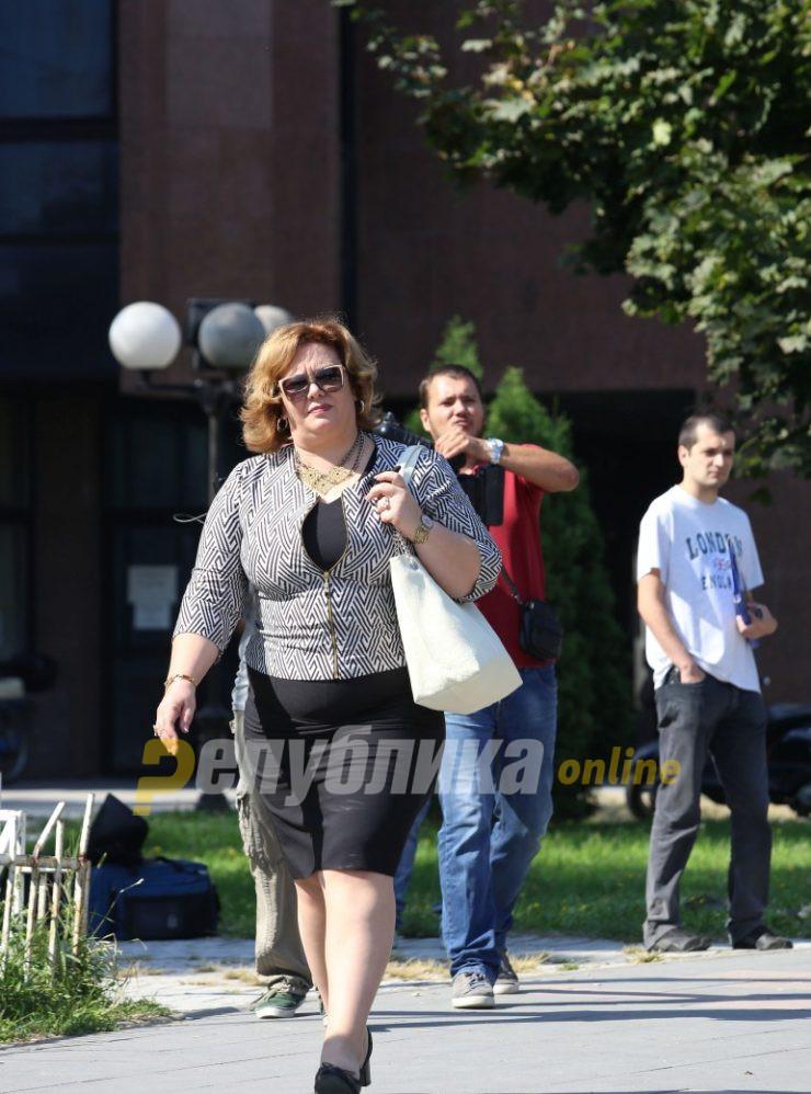 Katica Janeva: I know I am being followed