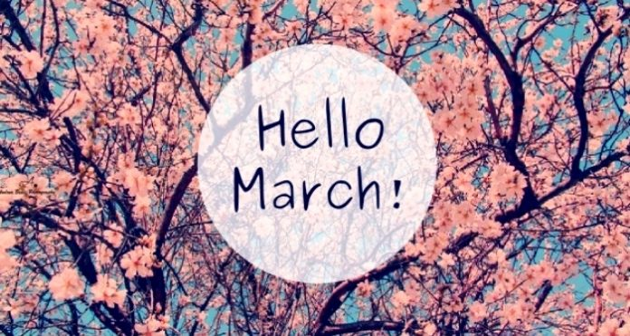 How did the month of March get its name?