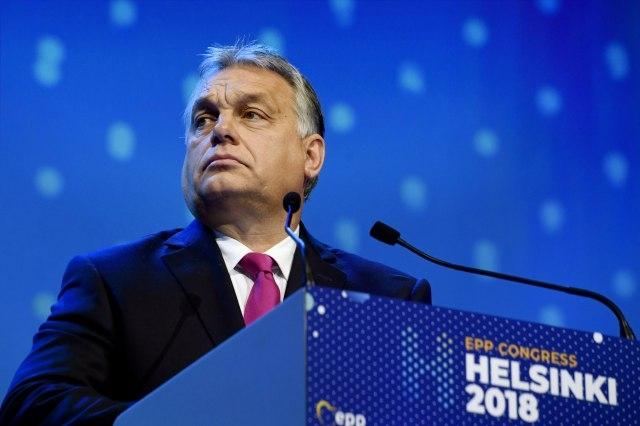 Trump invites Orban to Washington