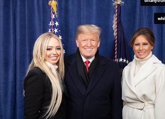 Trump's daughter arrives in Belgrade, writes 'Поздрав из Србијe' on Instagram photo