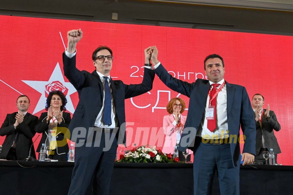 Zaev: If Stevo loses from Siljanovska we will call for early parliamentary elections
