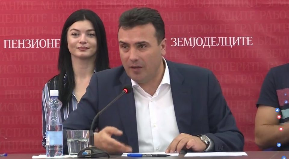 Zaev: Watch tomorrow's TV duel, it will be interesting with Mickoski
