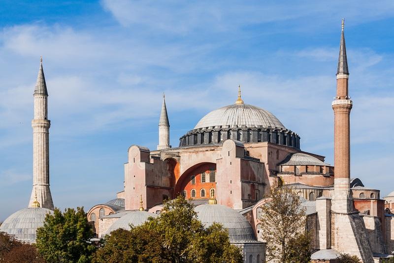 Erdogan says he may convert Hagia Sophia into a mosque