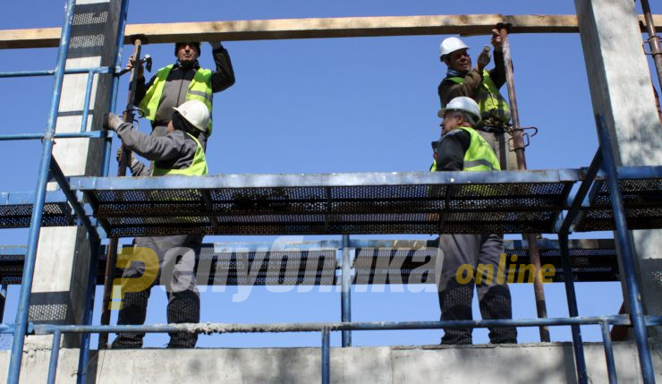 Over 60 percent more building permits issued than last year