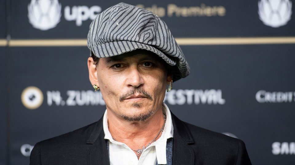 Johnny Depp speaks Serbian