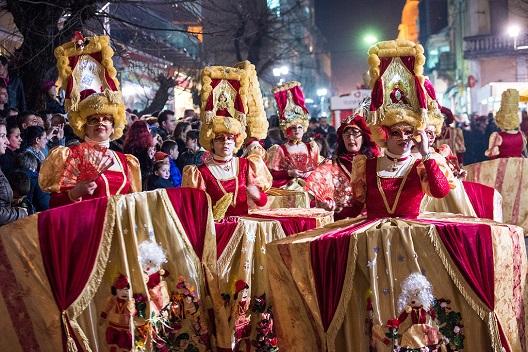 Strumica carnival begins