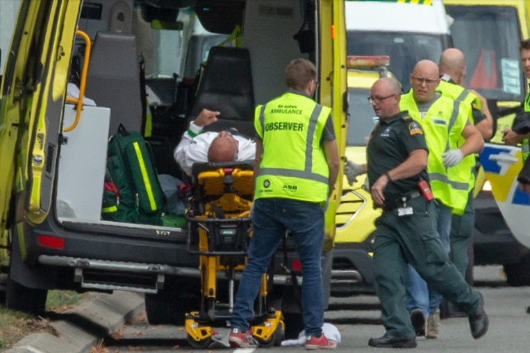 Facebook removed 1.5 million videos of Christchurch mosque shootings