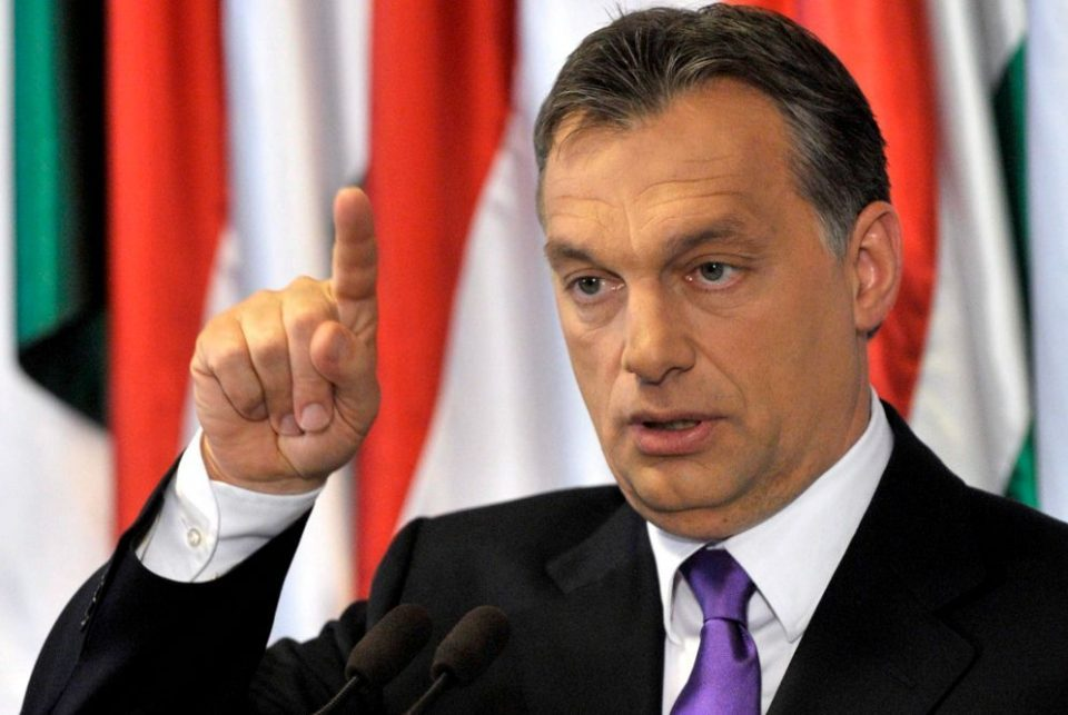 Orban says agreed to voluntary Fidesz suspension