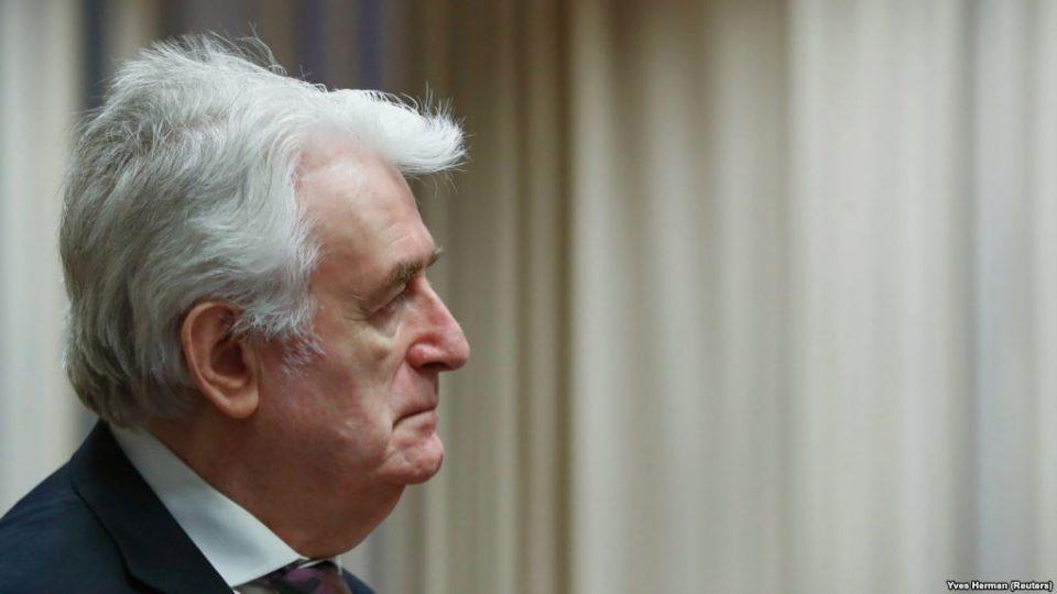 Radovan Karadzic sentenced to life in prison