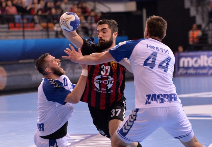 Vardar to play PPD Zagreb in handball champions league Last 16