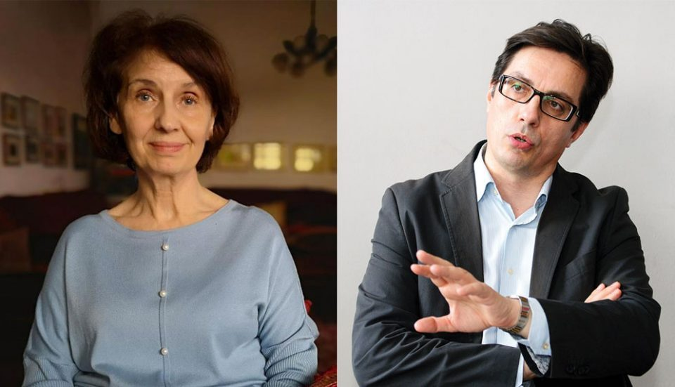 Siljanovska with 6% ahead of Pendarovski
