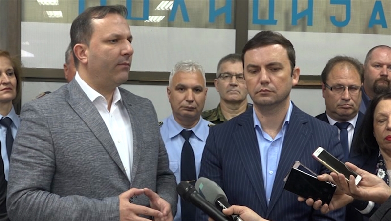 """Interior Minister Spasovski rejects Islamic Community """"blackmail and threats"""""""