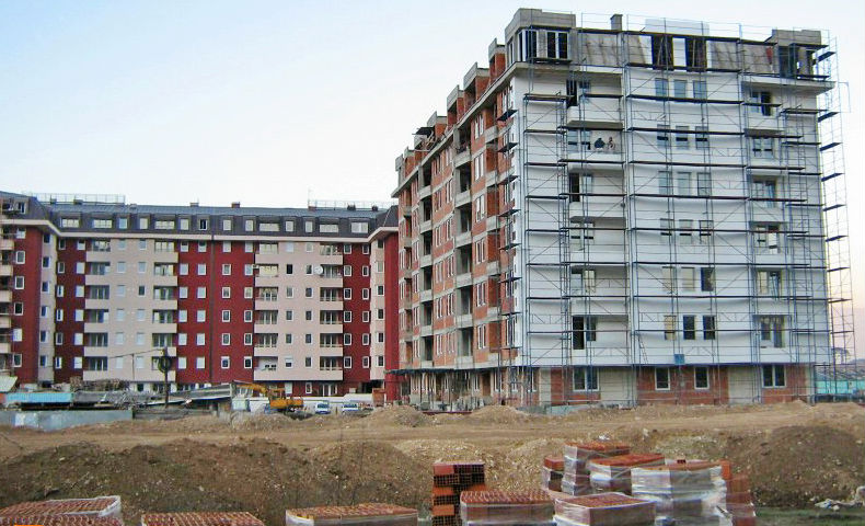Real-estate prices in Skopje up 7 percent in 2018, but drop in the second half of the year
