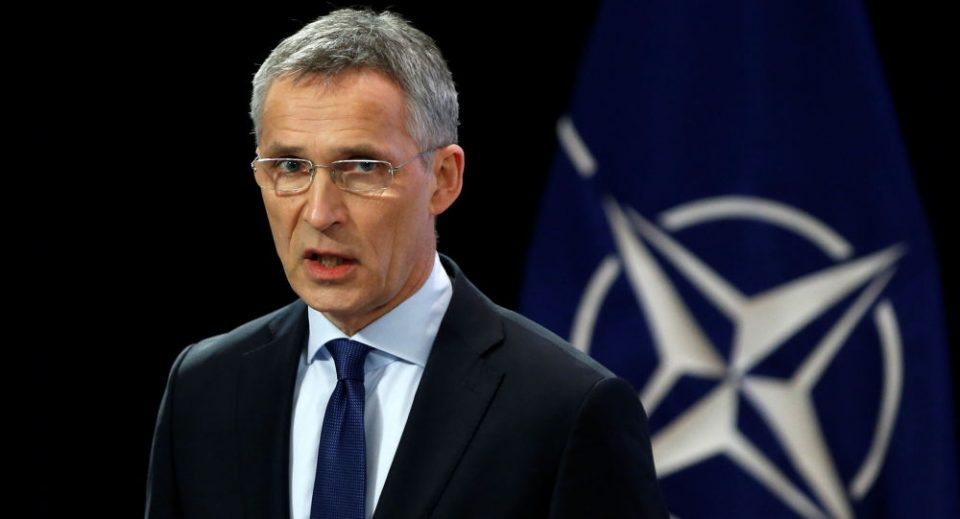Stoltenberg rules out nuclear missile deployment to Europe