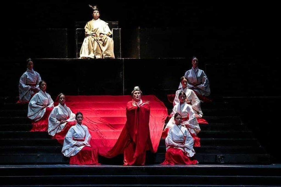 Puccini's Turandot in MOB