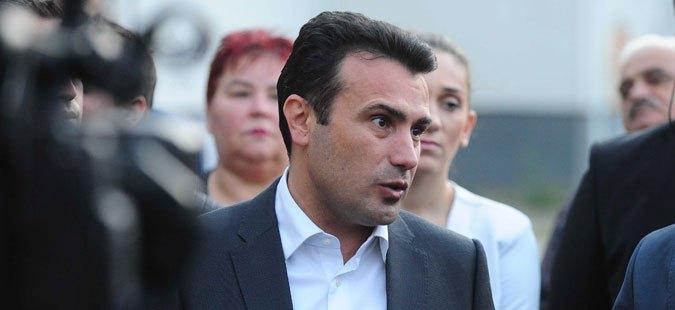 Mickoski reveals that Zaev's relatives are registering companies in Bulgaria