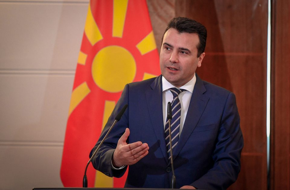 Zaev: Government's ratings dropped by 6%