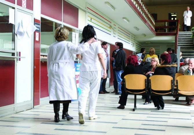 Mass exodus of Macedonia's doctors: 83 doctors left the country within three months