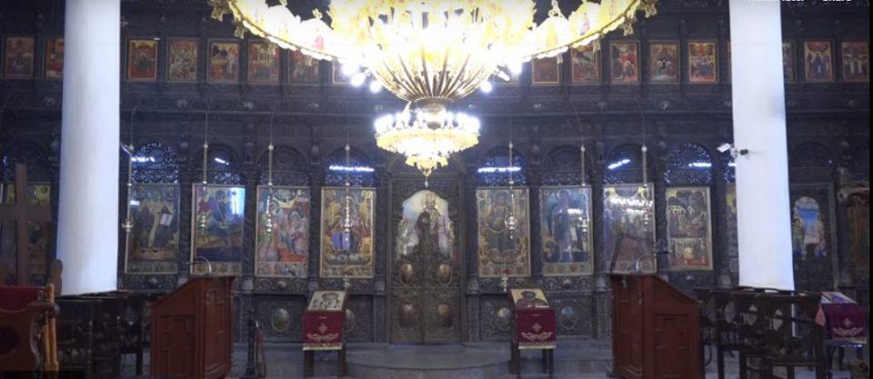 Priceless Prilep iconostasis under threat of destruction