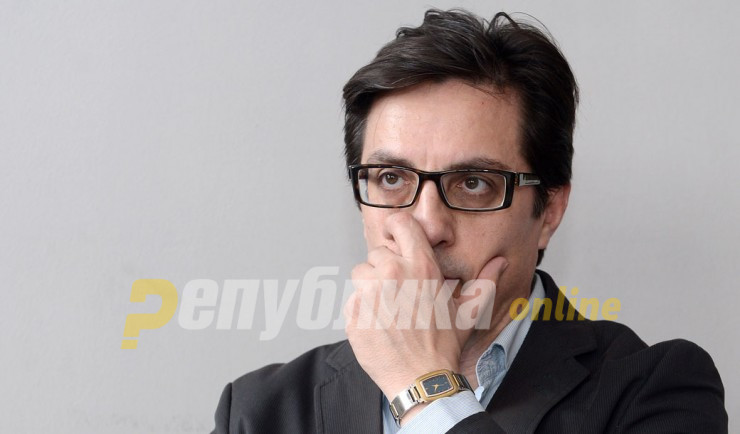 Pendarovski: I can't wait for the police to punish me