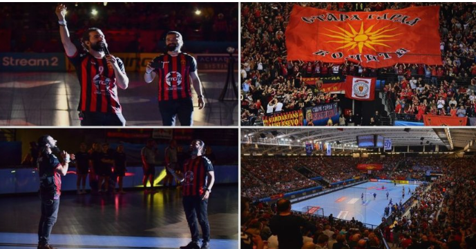 Vardar beats Szeged in an emotionally and politically charged game