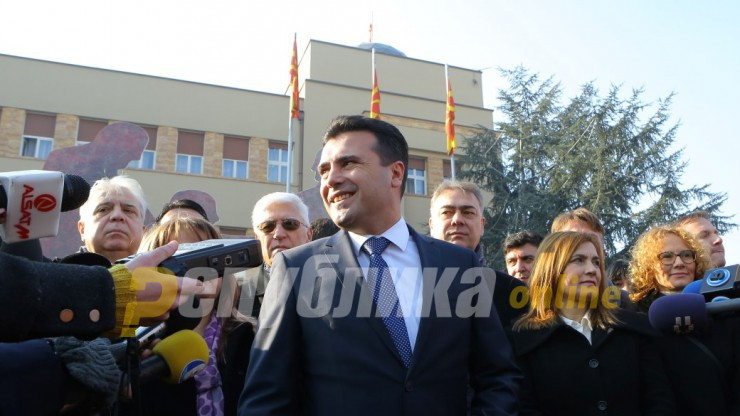 Zaev announces plan to push public sector employees into the private sector