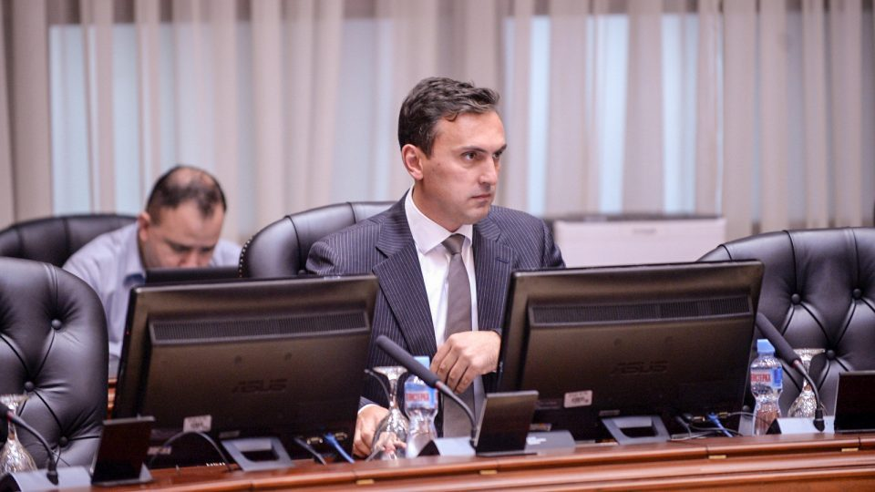 Ademi on the verge of resignation after he cut public funding for many of Zaev's supporters