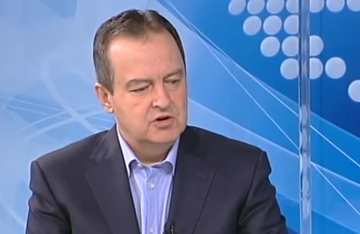 Dacic says dual sovereignty in Kosovo unacceptable