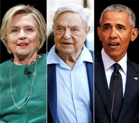 Militia group was training to assassinate Soros, Clinton, Obama