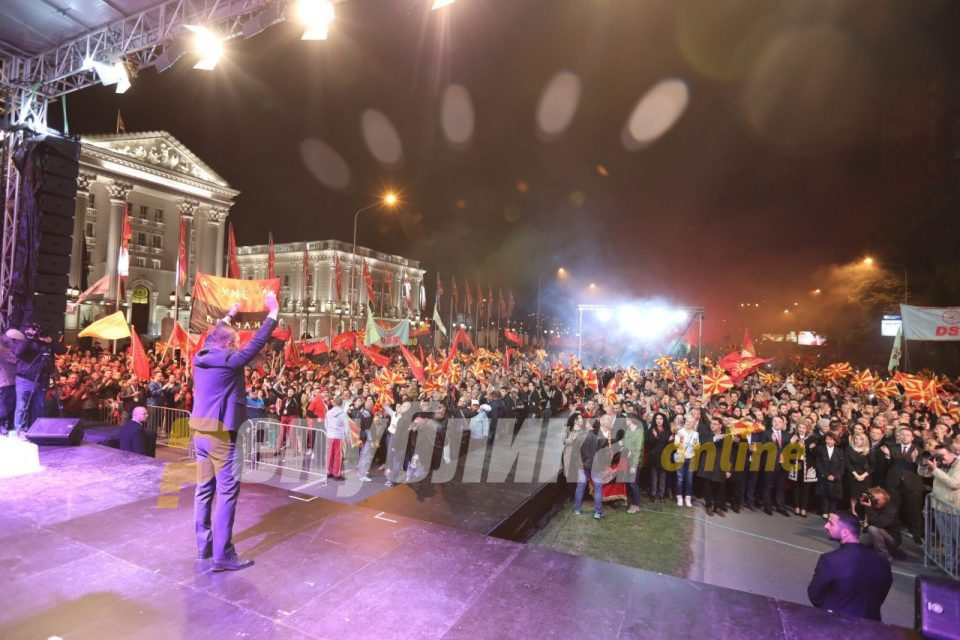 Threshold will be reached, Siljanovska Davkova is the future president of the Republic of Macedonia